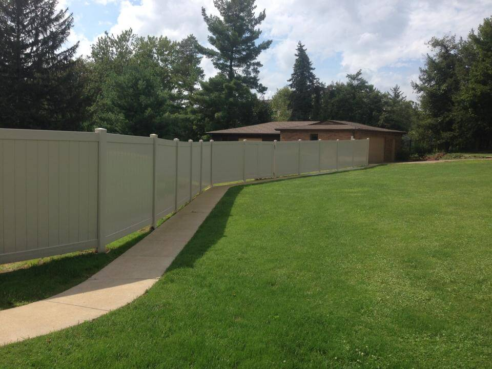 Valley Fence Company Residential Work